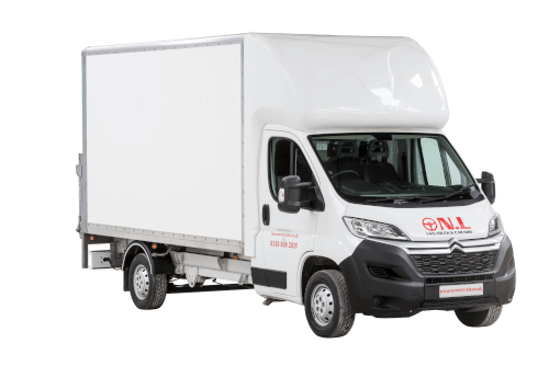 Volkswagon crafter or similar